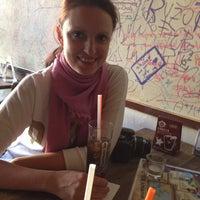 Photo taken at Che's café-bar by Tatiana on 1/10/2014
