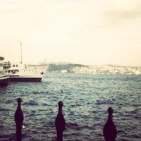 3/9/2013 tarihinde Serhat A.ziyaretçi tarafından Kabataş Sahili'de çekilen fotoğraf
