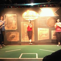 Photo taken at ComedySportz LA by Margo R. on 10/6/2012