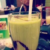 Photo taken at Kafe Betawi by Zarin M. on 4/2/2013
