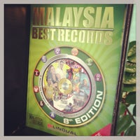 Photo taken at Malaysia Book Of Records by Zarin M. on 3/13/2013