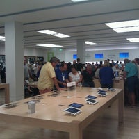 Photo taken at Apple International Plaza by Rob D. on 9/26/2012