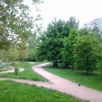 Photo taken at Сквер им. Кирова by Elena G. on 5/20/2013