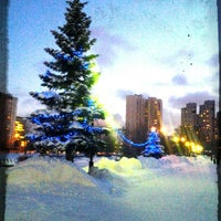 Photo taken at Сквер им. Кирова by Elena G. on 1/21/2013