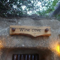 Photo taken at Wine Cave by Richard on 5/28/2014