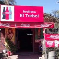 Photo taken at El Trebol by Mauro on 3/21/2014
