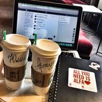Снимок сделан в Starbucks пользователем Yulia👸🏼 P. 9/22/2016