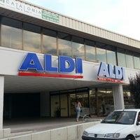Photo taken at ALDI by jordimonik G. on 7/9/2013