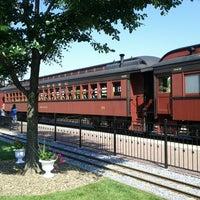 Photo taken at Strasburg Railroad by Chris O. on 6/15/2013
