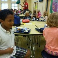 Photo taken at Brickey McCloud Elementary School by Mark E. on 9/28/2012