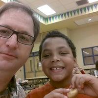 Photo taken at Brickey McCloud Elementary School by Mark E. on 1/11/2013