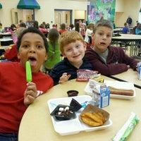 Photo taken at Brickey McCloud Elementary School by Mark E. on 11/9/2012