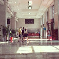 Photo taken at 武汉大学图书馆 by Dun H. on 7/26/2013