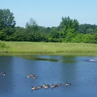 Photo taken at Briarwood Golf Course by Kim T. on 7/11/2015