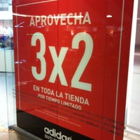 Photo taken at Adidas outlet store by Grubas S. on 10/23/2012