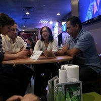 Photo taken at J&G's Sports Bar by Olga on 4/7/2013