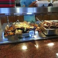 Photo taken at Liborio's Latin Cafe & Catering by Olga on 8/10/2013