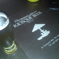 Photo taken at Kiosque Beer Grill by Guilherme (#TIMBeta) G. on 2/28/2014