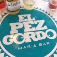 3/22/2014 tarihinde Marianoziyaretçi tarafından El Pez Gordo'de çekilen fotoğraf