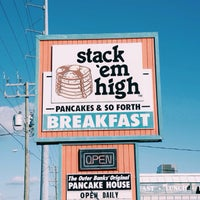 Photo taken at Stack 'em High Pancakes by Gregory M. on 9/27/2013