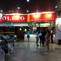 Photo taken at Spoleto Culinária Italiana by Wellington O. on 11/30/2012