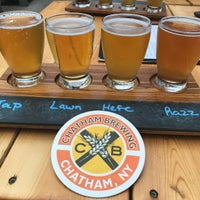 Photo taken at Chatham Brewing by Claire B. on 8/7/2017