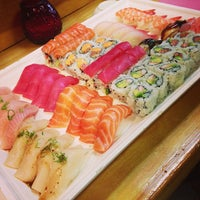 Photo taken at Yamada Sushi by Houst D. on 4/21/2013