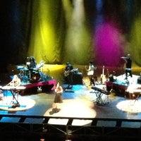 Photo taken at Teatro Metropolitano by Sara G. on 10/13/2012