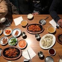 Photo taken at Kim's Korean Restaurant & Bar by Kennely on 8/3/2017