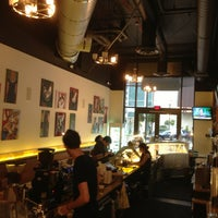 Photo taken at Vovito Caffé & Gelato by Greg R. on 1/7/2013