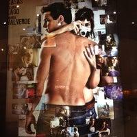 Photo taken at Cinemex by Efren C. on 10/14/2012