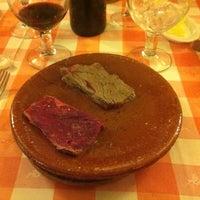 Foto tomada en Restaurante El Buey por ro q. el 2/1/2014