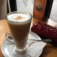 Photo taken at Costa Coffee by Della M. on 5/3/2014