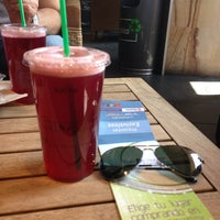 Photo taken at Starbucks by Alan on 3/18/2013