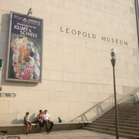 Das Foto wurde bei Leopold Museum von Юлия М. am 4/22/2013 aufgenommen
