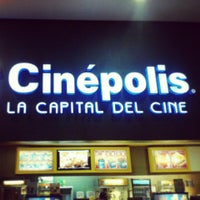 Photo taken at Cinépolis Multicentro by Jorge C. on 6/13/2013