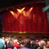 Photo taken at Teatro Aldama by Memo on 12/10/2012