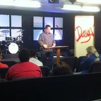 Photo taken at One Church: Sylvan Campus by Kyle M. on 3/24/2013