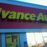 Photo taken at Advance Auto Parts by Shun J. on 10/26/2012