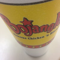 Photo taken at Bojangles' Famous Chicken 'n Biscuits by Shun J. on 12/23/2016