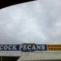 Photo taken at Adcock Pecans by Shun J. on 10/18/2012