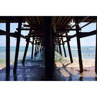 Photo taken at Palm Beach Park - Poche Beach by Dustin H. on 6/10/2014