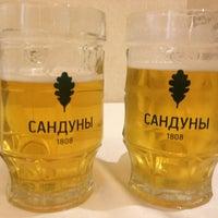 Foto scattata a Сандуновские бани da Ekaterina S. il 4/30/2013