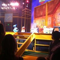 Photo taken at Disney Junior Live on Stage! by Loren B. on 4/9/2013