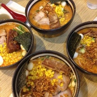 Photo taken at Santa Ramen by Dash on 9/20/2012