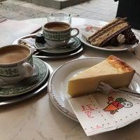 Photo taken at Eis Café Portofino by Nour C. on 10/27/2016