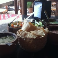 Photo taken at Taco Factory by Junichi on 2/9/2013