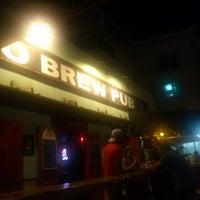 Photo taken at Istmo Brew Pub by Alejandro S. on 2/19/2013
