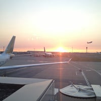 Photo taken at Gate 8 by Sandeep S. on 7/9/2013