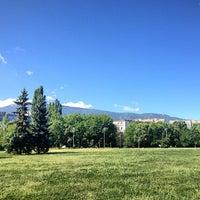 Photo taken at Парк Хиподрума by AYA on 5/25/2013